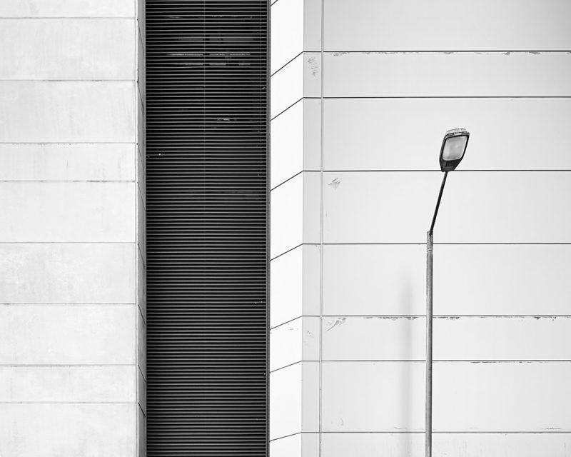Minimalist photo of a university building on South Parks Road, Oxford